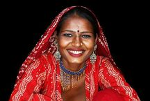 women of india / by Lautrop & Linde