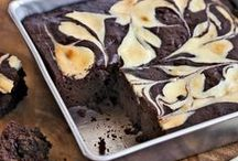Sweet Indulgences / Cakes, pies, tarts, and bars... rich, decadent, homemade desserts.