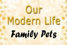 Family Pets / Our Modern Life - Family Pets, Information, Fun Pictures and gifts