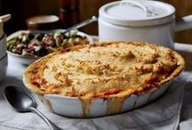Main Dishes and Casseroles / main dish, casserole