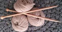 LAINE / DIY, inspiration et fournitures pour tricoter et crocheter de la grosse laine