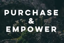 purchase & empower / fair trade. hand made. eco friendly. purpose. scarves. jewelry. clothing. fashion. handbags. leather. products. gifts that give. social justice. women empowering women. ethical shopping. ethically made.