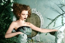 the nightingale court / haute couture for the faerie court / by jenny