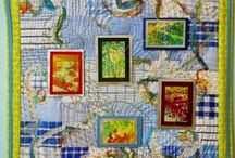 ART: Art Quilts / Quilts are NOT just for beds!