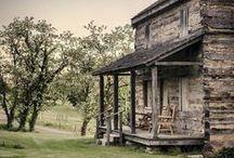farmhouse / country / by jenny