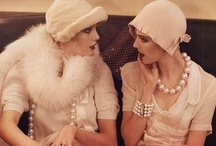 Great Gatsby / 1920's inspired fashions for Spinsters of San Francisco's Great Gatsby Party Benefiting Oasis for Girls