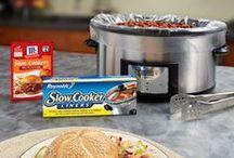 Crockpot Recipes / by Dottie Herr