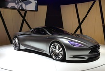 Concept cars / by Autoweek