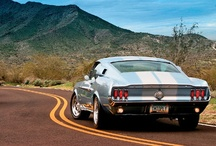 Muscle cars / by Autoweek