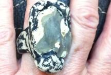 Avia reuveni polimer clay Homemade jewelry / by avia reuveni