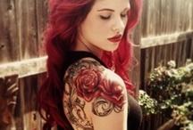 Tattoos n Piercings / by Katie Holdampf