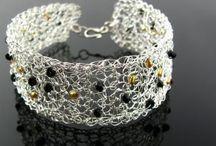 Wire Work Jewelry / Jewelry  / by Hannah's Gemstone Jewelry