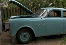 Packard Resurrection Project / Follow along as Graham Kozak restores his 1951 Packard 200 sedan.