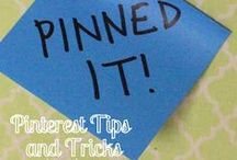Pinning Tips & Info / Disclaimer, pinning tips, cute pinner's gif and other information on polite pinning. / by Chris