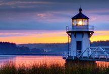 New England / by Pete Scanlon