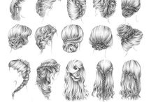 hair / hairstyles for me myself and i