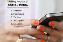Social Media / by Skylie N.