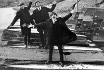 The Beatles / by Hannah Browe