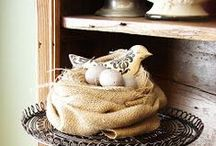 Burlap, Twine and String / by Chris