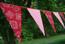 Buntings and Banners / by Chris