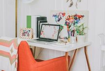 Apartment Inspiration / by Becca Thomas