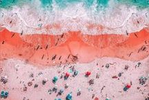 Beach Bucket List / The finest sand we'd love to have our toes in.