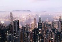 Cityscapes / Urban travel destinations for the fabulous.