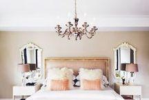 Hotel Aesthetics / Pretty photos of pretty hotels.