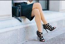 Обувь / Женская обувь должна быть агрессивно-сексуальной