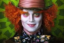 We're all mad here / Alice in Wonderland  / by Diane H