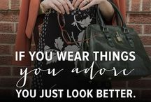 Wear Your Joy / A board filled with fashion, accessories, make-up, and anything else that speaks to me inspired by Kelly Rae Roberts #wearyourjoyproject