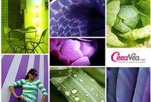 Revue de blog #64 : Chill' & Co / Plein de jolies créas dans des tons Violet, Bleu et Vert !