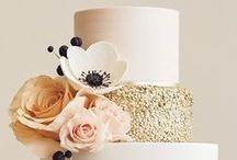 Cut the Cake. / Deliciously designed cakes to help inspire your decisions. #cake #wedding #privateevents