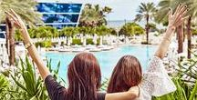 #TrueBleauMoments / You will experience many adventures at Fontainebleau. Be social and share your memories. Tag your photos: #TrueBleauMoments