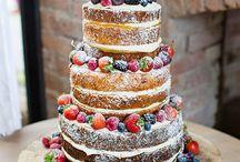 MARIAGE -- Wedding cake
