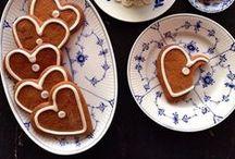 Christmas/Hanukkah/New Year's Food