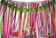 Partyscapes / by String Dearie Studio