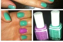 Nails... / by Kelli Throop