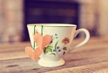 Tea / by Brittany Weretka