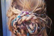 Hair / by Brittany Weretka