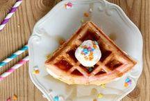 Waffles / by Brittany Weretka