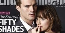 [BOOK TO FILM] Fifty Shades Of Grey / Books, DVDs, etc. I own pertaining to Fifty Shades Of Grey.