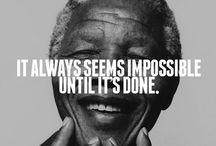 Quotes & words of Wisdom