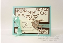 Crafts - Paper & Stamping / by Dorothy Kerr