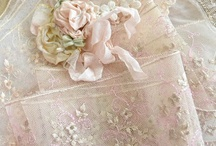 Lace, Linen and Pearls