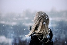 {{ Let it snow }} / by {{ jOannA INcE }}