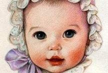Baby Ilustrations