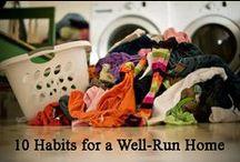 Clean Home, Happy Home. / by MarySusan Asters