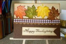 Cards - All the Beautiful Leaves / by Egertha Cartwright