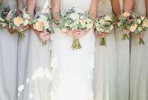 Bridesmaids. / by Katy Lee